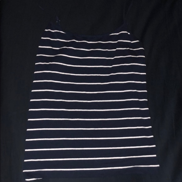 Forever 21 Tops - navy and white striped tank!!
